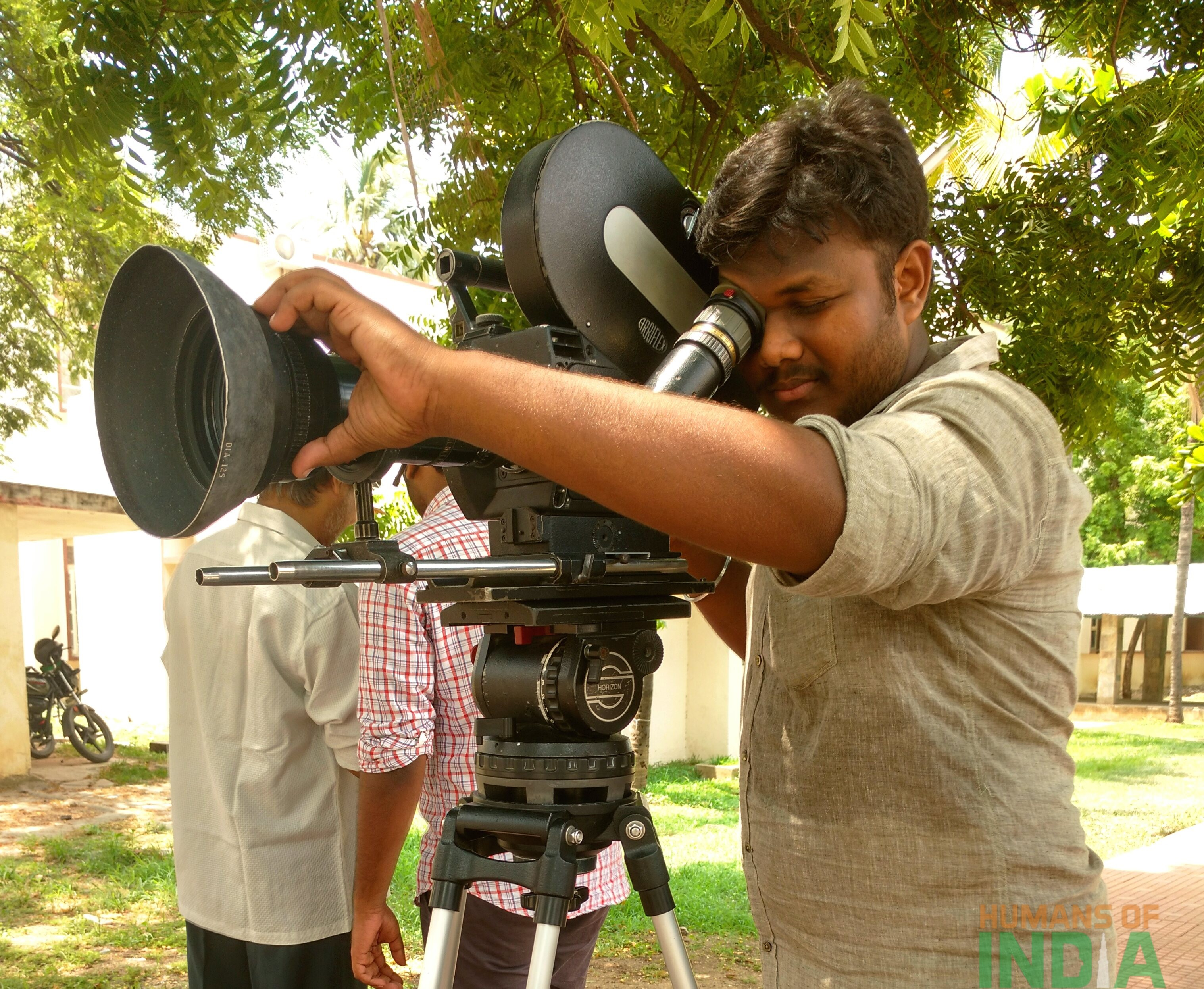 The Cinematographer