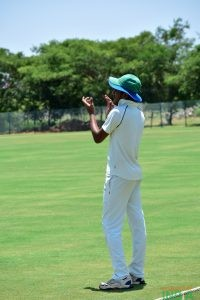 The off Spinner